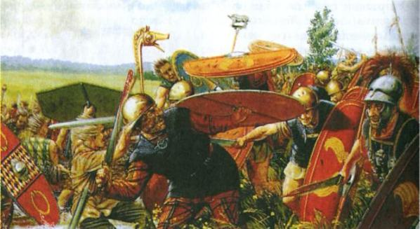 vercingetorix against roman empire