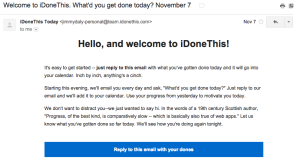 iDoneThis-welcome-email