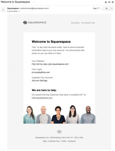 squarespace-welcome-email